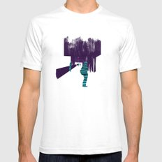 sweet amnesia White SMALL Mens Fitted Tee