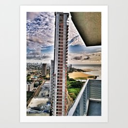 The Brazilian Life Art Print