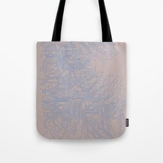 Let's Make Things More Complicated. Tote Bag