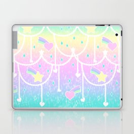 Beads and Stickers Laptop & iPad Skin