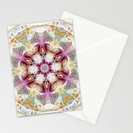 Mandalas from the Heart of Change 7 Stationery Cards