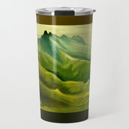 The Pinnacles Travel Mug