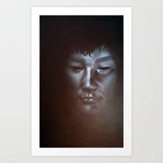 Lee Art Print