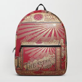 The Star of the Fairies Book Backpack