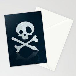 Dead Warning Stationery Cards