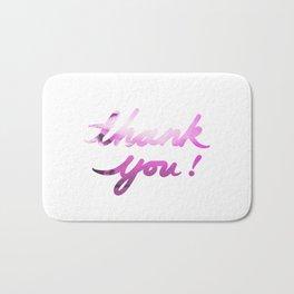 Thank You! Bath Mat
