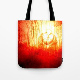 1 Thessalonians 4:17 Tote Bag
