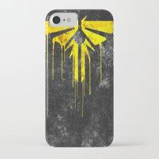 The Last Of Us Fireflies (Yellow) iPhone 7 Slim Case