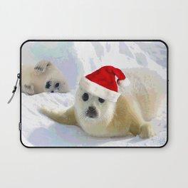 Save Me   Christmas Spirit Laptop Sleeve
