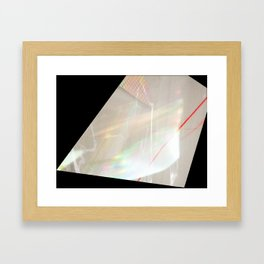 light flight Framed Art Print