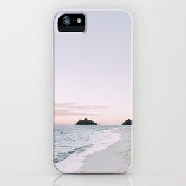 LANI KAI SORBET iPhone Case