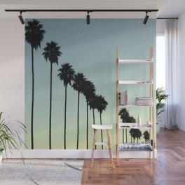 PROSPECTIVE PALMS Wall Mural