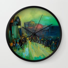 Home Coming Wall Clock