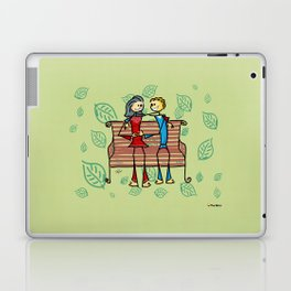 Life and living Laptop & iPad Skin