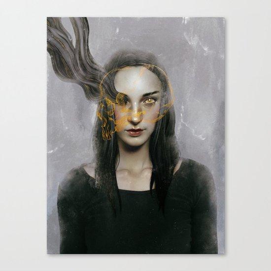 Deadly. Canvas Print