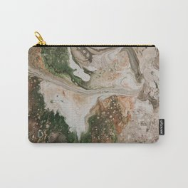 Kirsten Paint Pour Carry-All Pouch