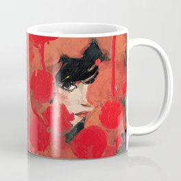 Ma rose à moi Coffee Mug