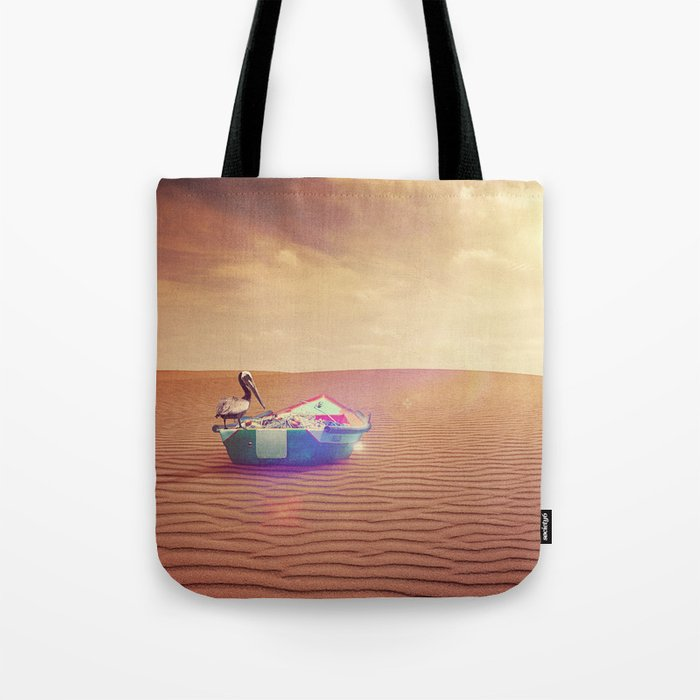 Where it is not supposed Tote Bag