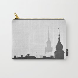 fog, smog and architecture Carry-All Pouch