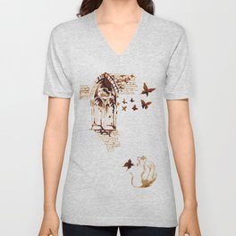 Where did that came from Unisex V-Neck