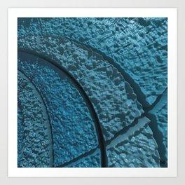 Waves/ Art Print