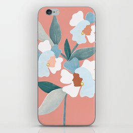 Blooms iPhone Skin