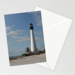 Cape Florida Light House Stationery Cards