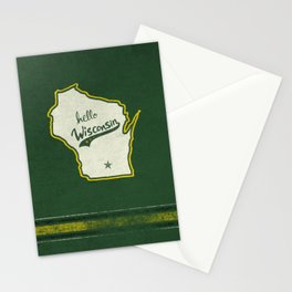 Hello Wisconsin Stationery Cards