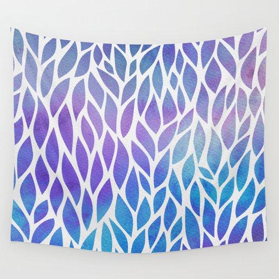 Petals Pattern #1 Wall Tapestry