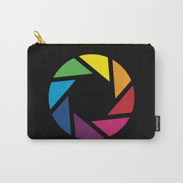 Graphic Lab Color Carry-All Pouch