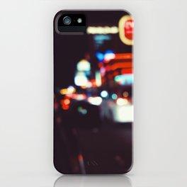 City Lights iPhone Case