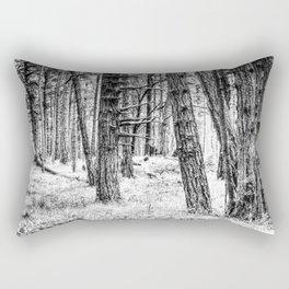 Trees Are Always Amazing Rectangular Pillow
