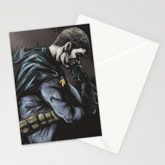 Brooding Batcave Stationery Cards