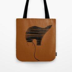 Thredbear Tote Bag