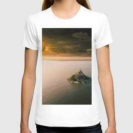 Mont Saint Michel T-shirt