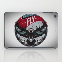 fly iPad Cases featuring Fly by Andreas Preis