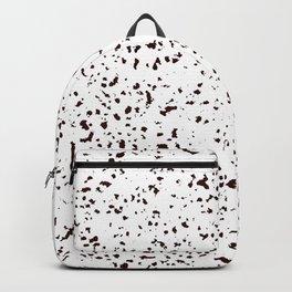 white granit Backpack