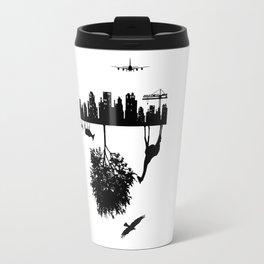 Man and Nature Travel Mug