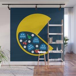 8-Bit Breakfast Wall Mural