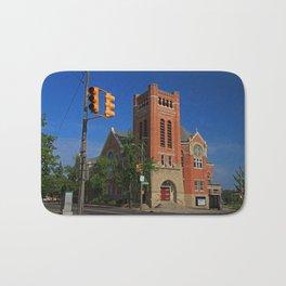 Ashland Avenue Baptist Church I Bath Mat