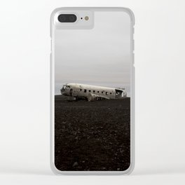 A Diamond in the Rough Clear iPhone Case