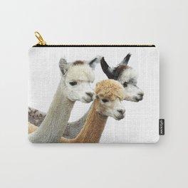 Alpaca Trio Carry-All Pouch