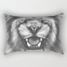 Courageous (Original drawing) Rectangular Pillow