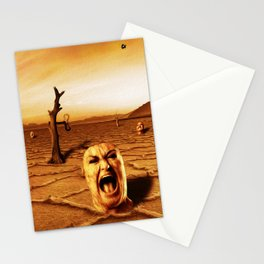 Gritos Stationery Cards