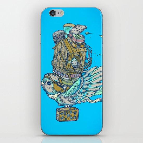 Bird Migration iPhone & iPod Skin