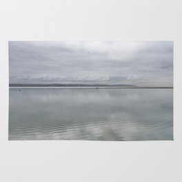 Marine Lake, West Kirby, #1 Rug