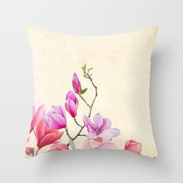 Floral Art    #2 Throw Pillow