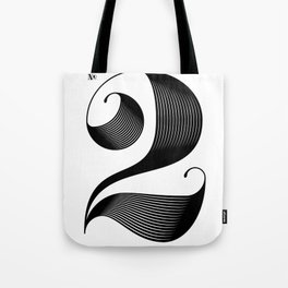 No. 2 Tote Bag