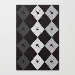 Battlestargyle - BSG Canvas Print