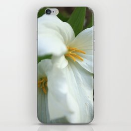 Fleeting Beauties iPhone Skin